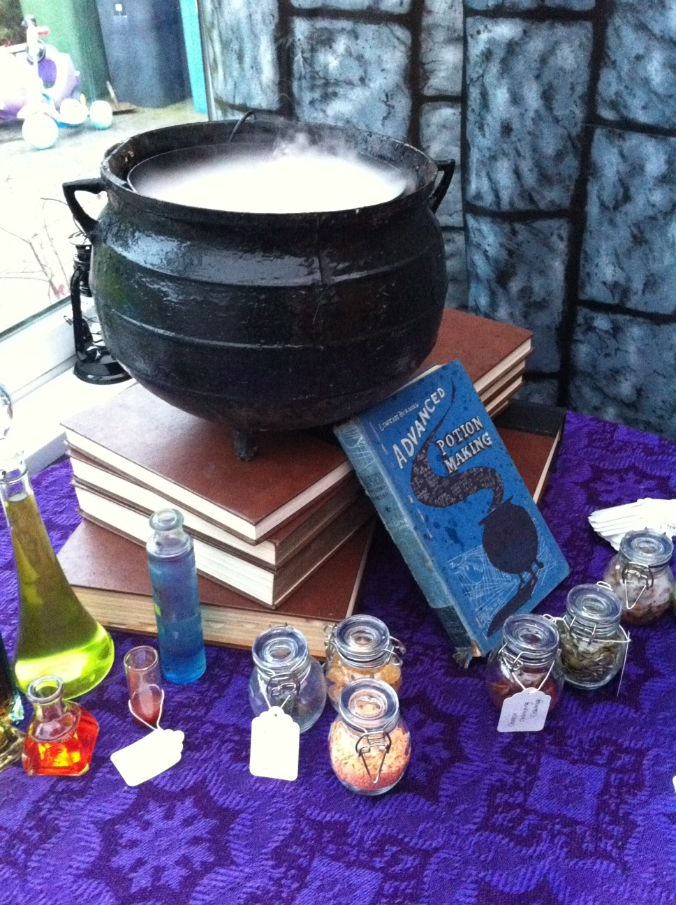 Harry Potter House Party