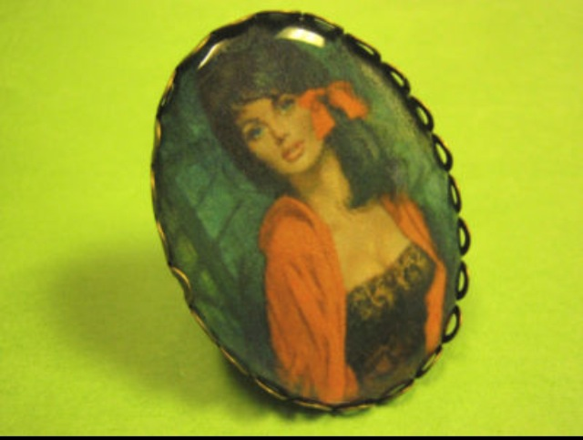 Shabner 'Melanie' Ring