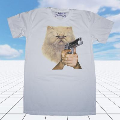 WOWCH! Kitsch Tshirt Print Mash-ups
