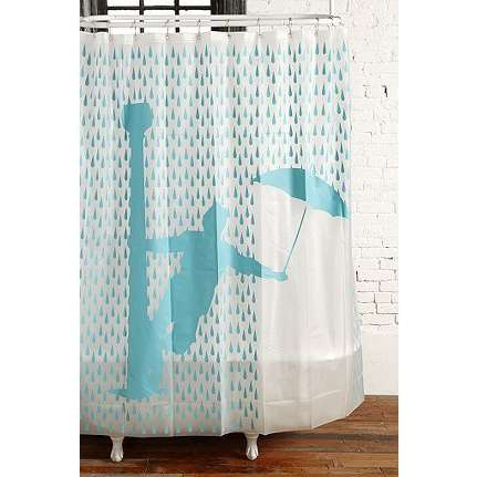 Geeky Shower Curtains