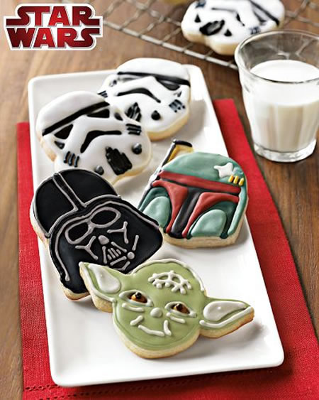 Snackin' On Star Wars