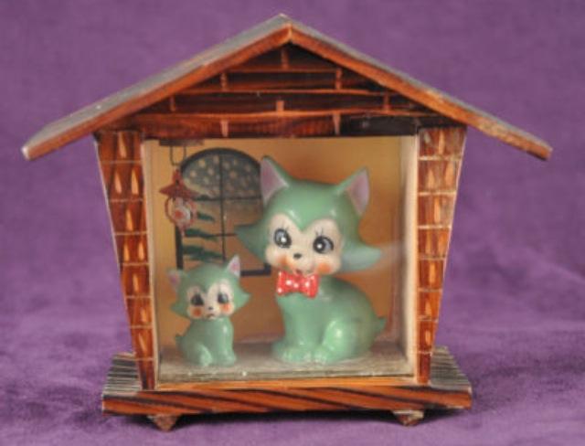 Kitschy Cute Dioramas