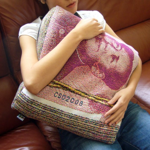 Cash Money Cushions