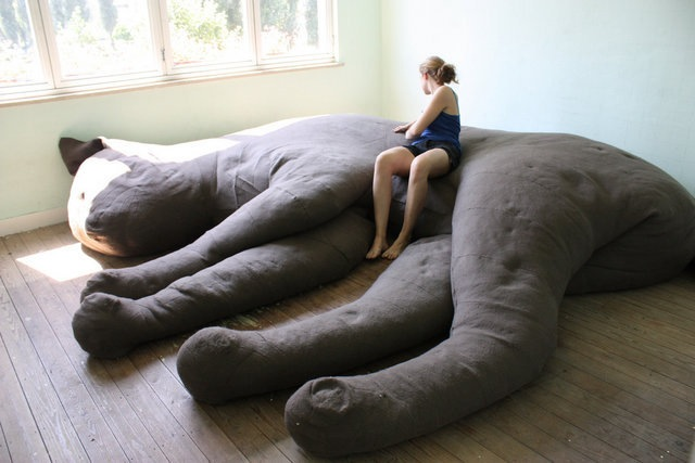 Strange Sofa Design