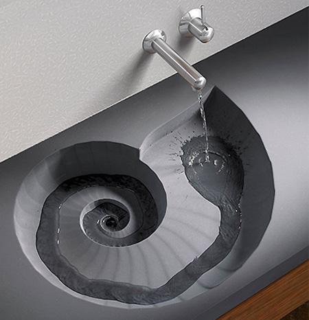 Weird Sinks