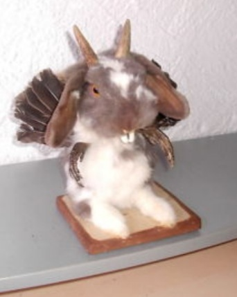 Taxidermied Horror