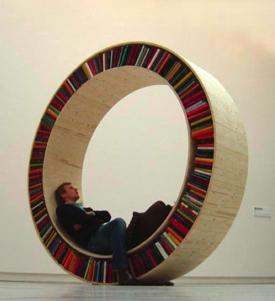 Chairs for Book Lovers