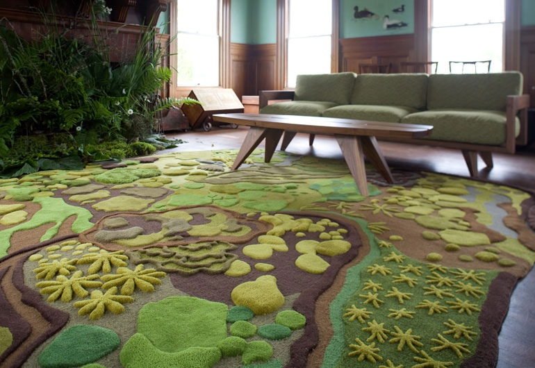 Strange, Beautiful & Bizarre Rugs