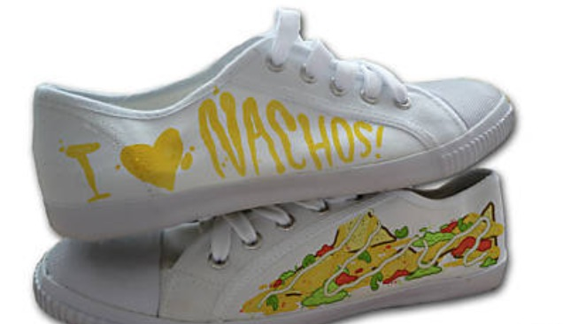 Nacho Print Trainers from Kings of Neon