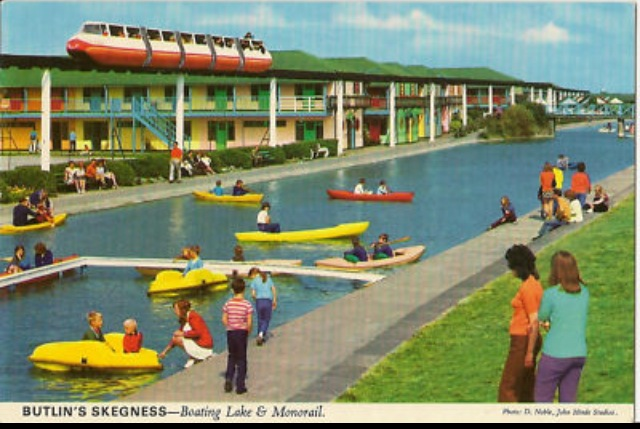 Butlins Skegness, Holiday Kitsch