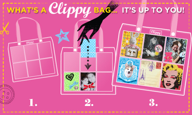 EXCLUSIVE OFFER from Clippy Bags for World of Kitsch Readers