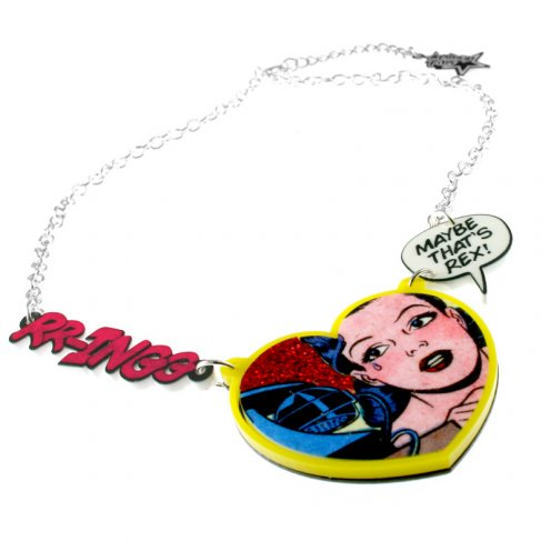 EXCLUSIVE offer on Punky Pins Pop Art Collection for The World of Kitsch Readers