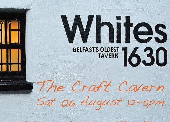 The Craft Cavern, Belfast THIS SATURDAY