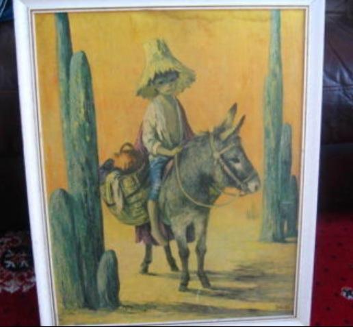 Dallas Simpson Donkey Boy
