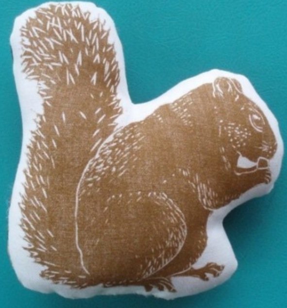 Twee Woodland Animal Cushions