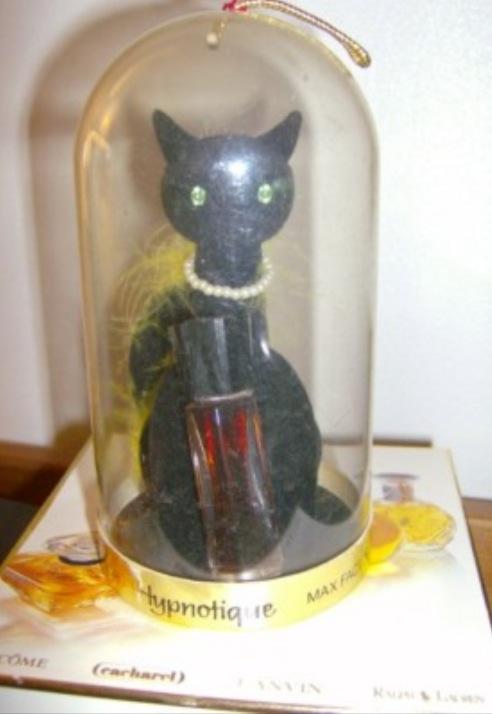 Tacky Vintage Perfume Bottles