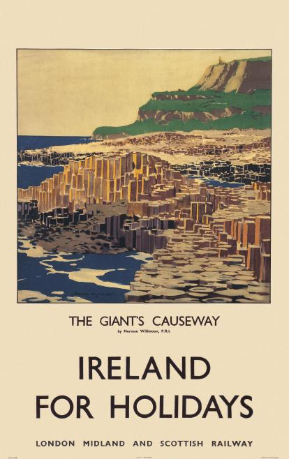 Beautiful Vintage Travel Posters