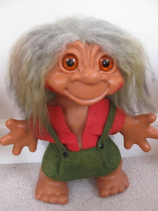 Pre-1980's Dam Trolls