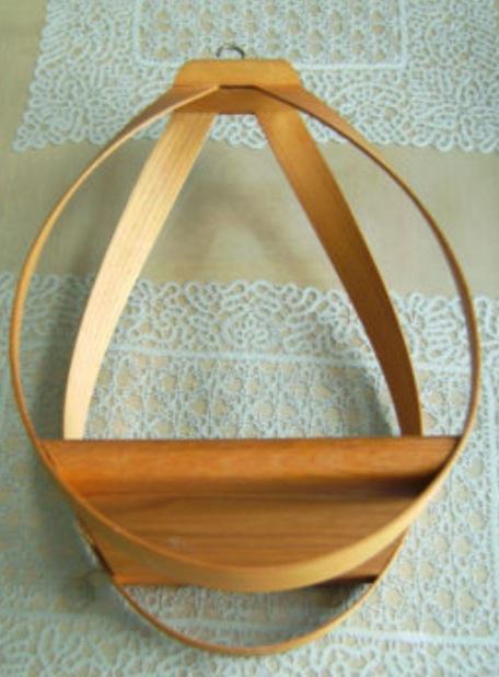 Very Unusual Modernist Plant Pot Hanger