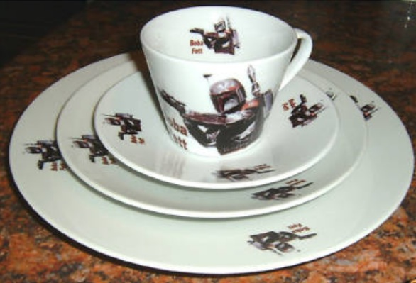 Tea With Boba Fett