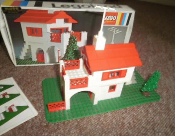 Vintage Lego Villas