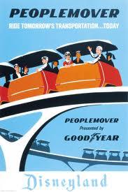Vintage Disneyland Posters