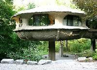 Retro Futuristic Architecture