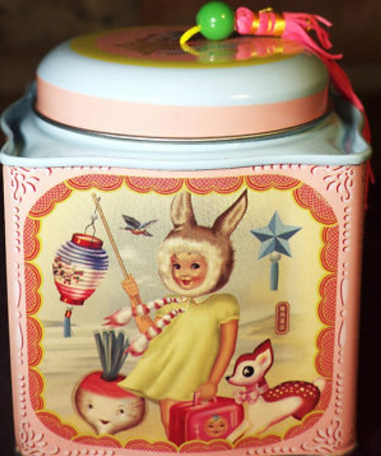 Gooey Sweet Easter Tin