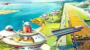 A Little Dose of Retro Futurism Art for your Tuesday Afternoon