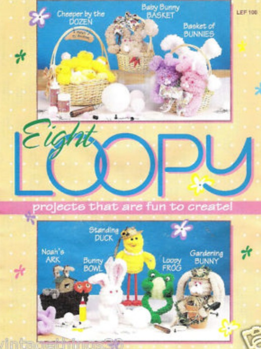 Loopy Easter Craft