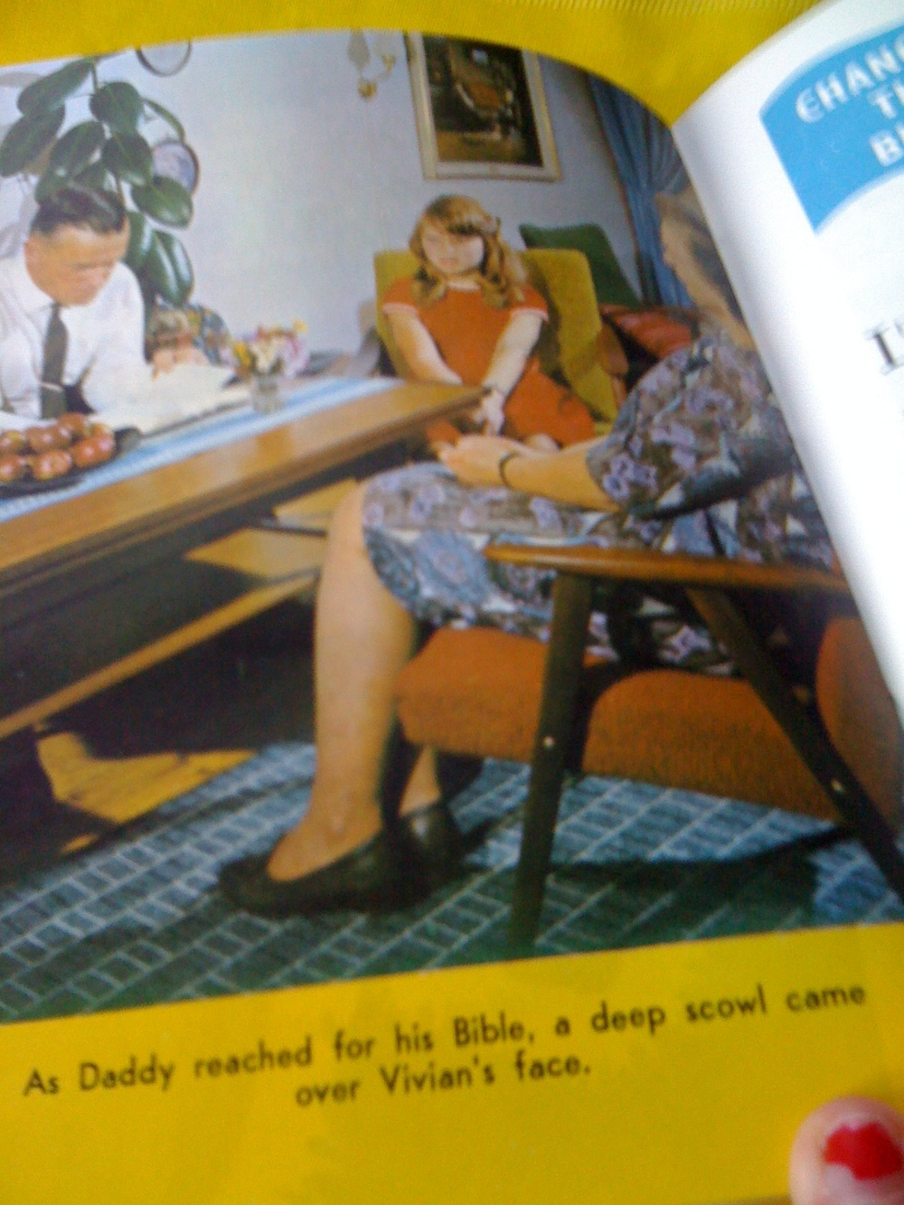 Truly Kitsch 50's Children's Book