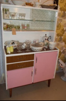 Kitsch Kitchen Units from the 1950's