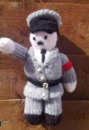 Knitler the Knitted Hitler & Chums