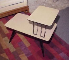 Eames Era Plant Pot Tables