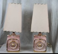 Very Ugly 1960's Lamps