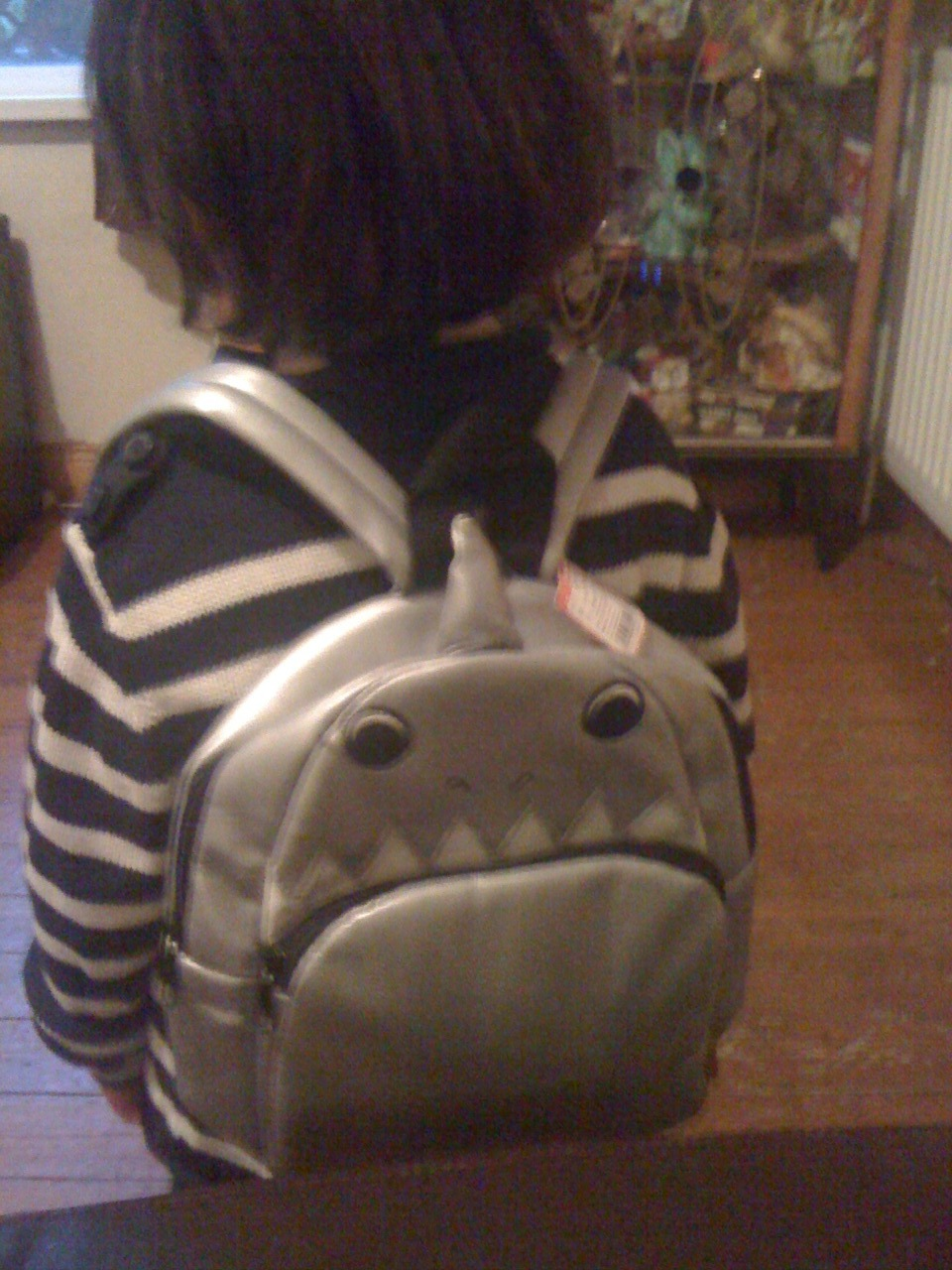 Shark Backpack