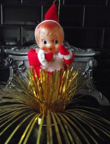 Tacky Kitsch Christmas Decorations