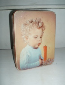 Terribly Twee Biscuit Tins