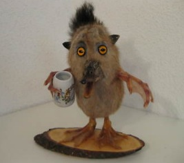 Grotesque Taxidermy Saturday Part Two