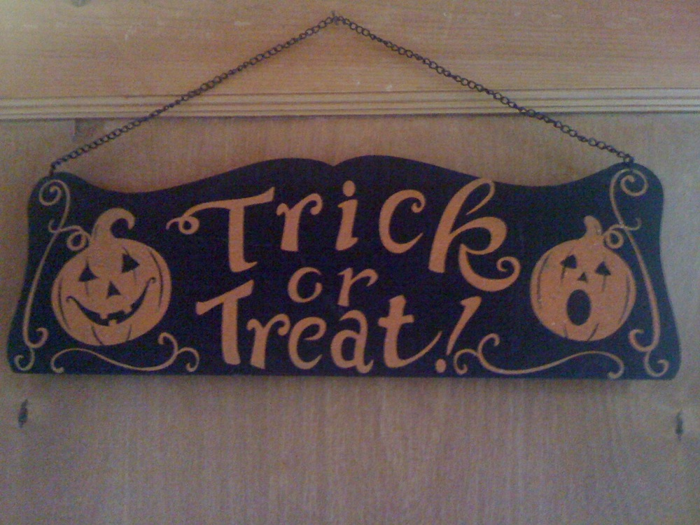 Vintage Halloween Decorations 2010
