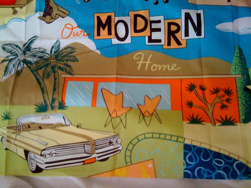 Michael Miller's Our Modern Home Fabric