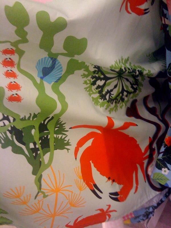 Ikea's New Twee Fabric