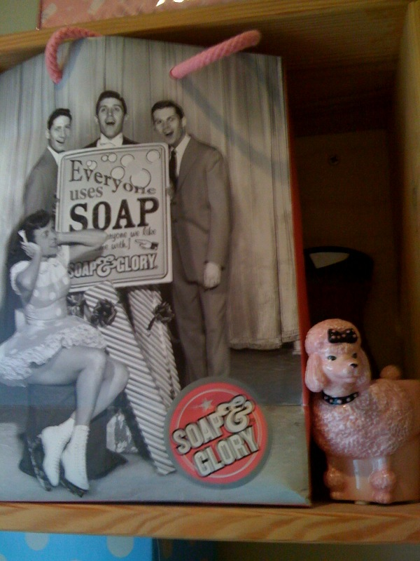 Soap & Glory Modern-retro at it's best