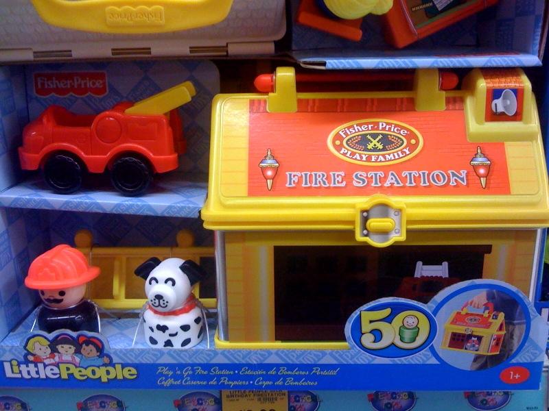 Fisher Price 50th Anniversary Toys