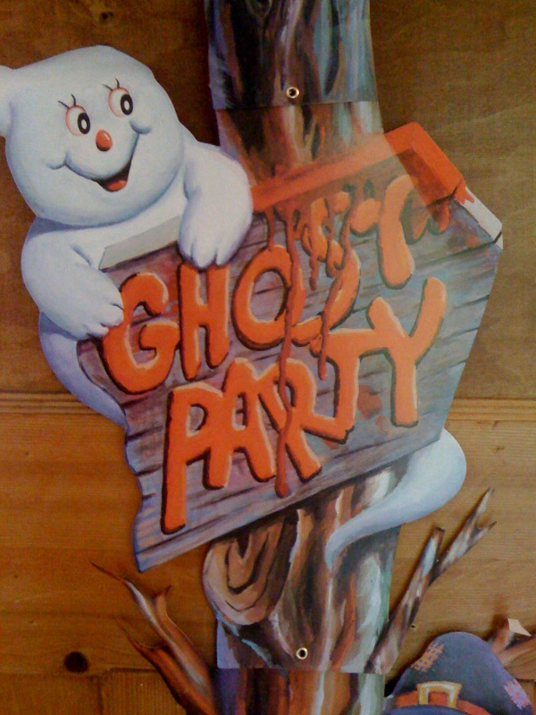 Vintage Halloween Decor 1980s