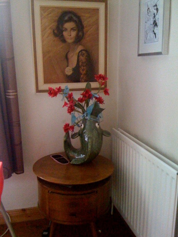 Ugly Kitsch Art In Situ