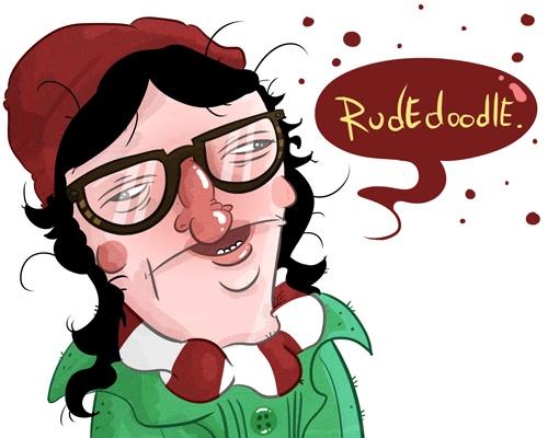 Rudedoodle by WhoisMaxwell