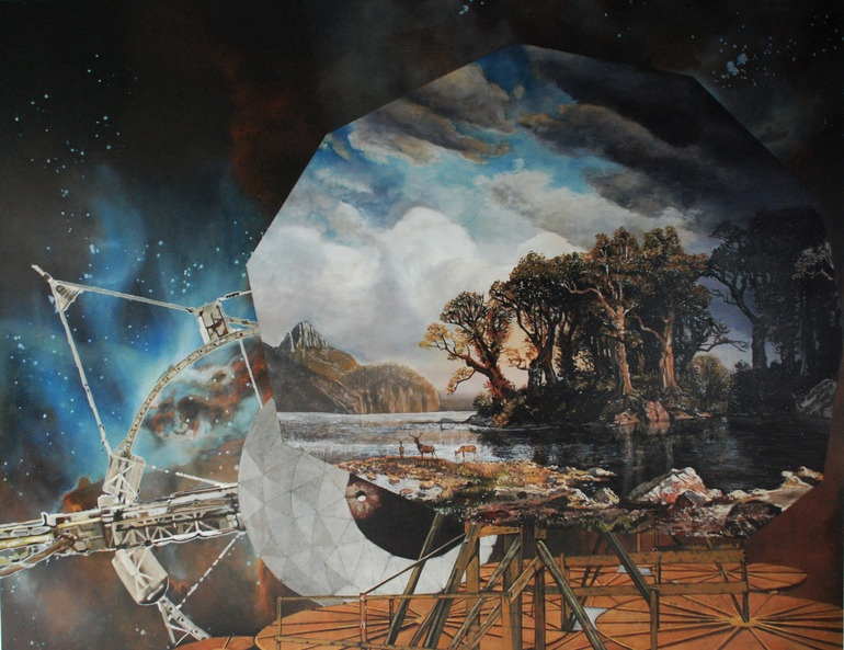 I Knew It Would Come to This (The Old Horizon) by Geoff Diego Litherland