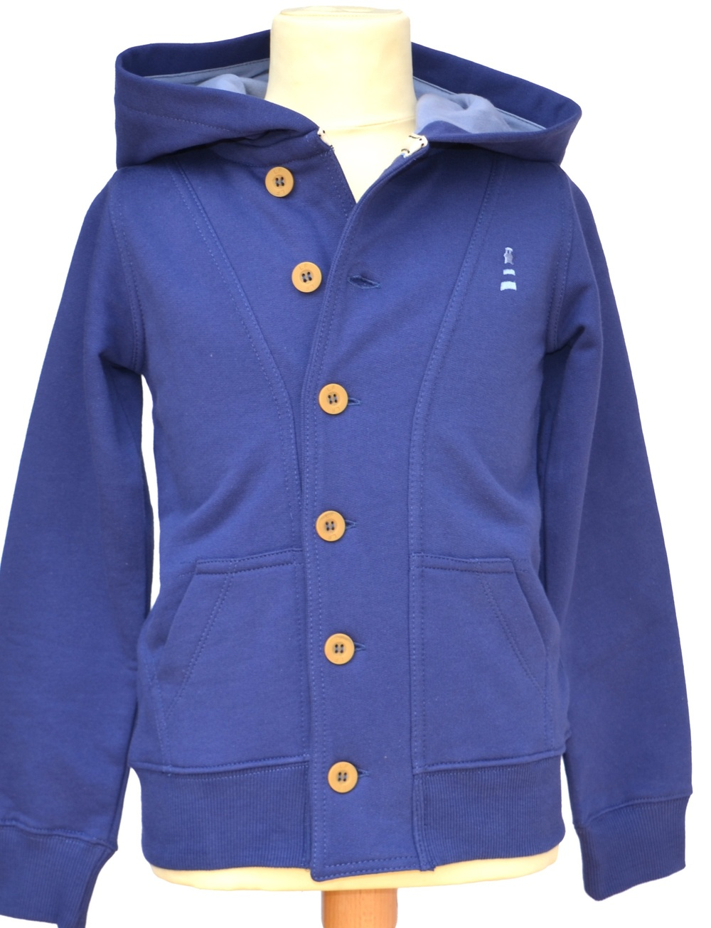 squirrel point in blue £32.99