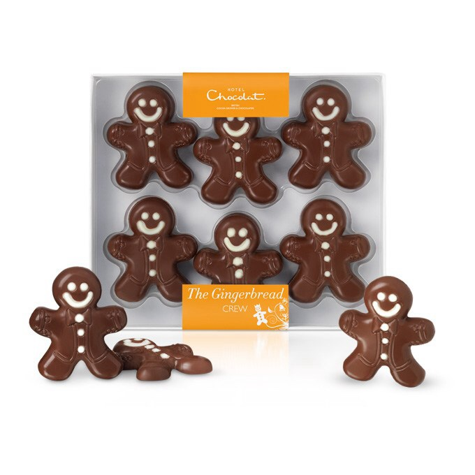 The Gingerbread Crew £7